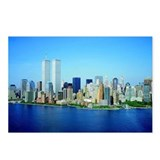 New York City Skyline Postcards (Package of 8)
