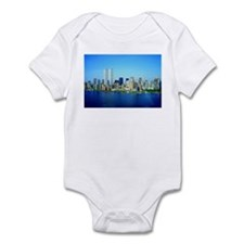 New York City Skyline Infant Bodysuit