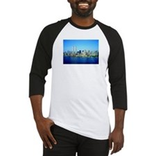 New York City Skyline Baseball Jersey