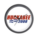 Huckabee 2008 Wall Clock