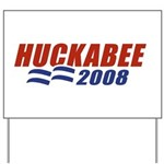 Huckabee 2008 Yard Sign