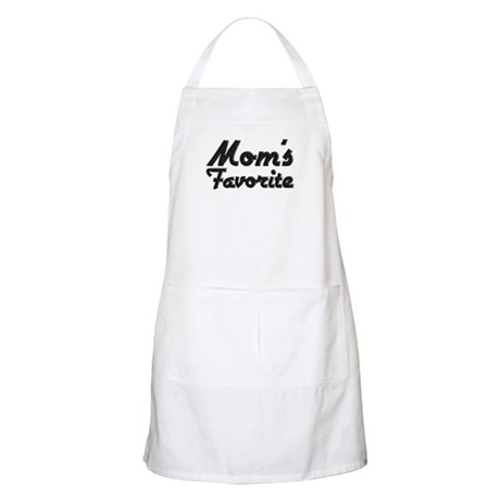 Mom's Favorite BBQ Apron