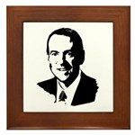 Mike Huckabee Framed Tile