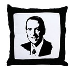 Mike Huckabee Throw Pillow