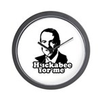 Huckabee for me Wall Clock