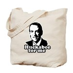 Huckabee for me Tote Bag