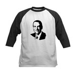 Mike Huckabee face Kids Baseball Jersey