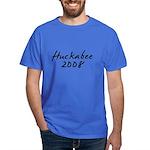 Huckabee 2008 Autograph Dark T-Shirt