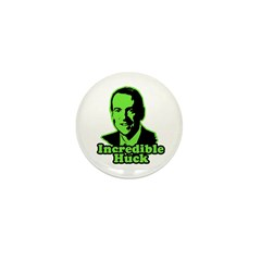 The Incredible Huck Mini Button (10 pack)