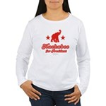 Huckabee for President Women's Long Sleeve T-Shirt
