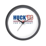 Huck 08 Wall Clock