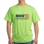 Huck 08 Green T-Shirt