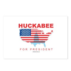Mike Huckabee for President Postcards (Package of