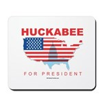 Mike Huckabee for President Mousepad