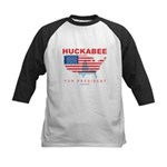 Mike Huckabee for President Kids Baseball Jersey