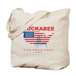 Mike Huckabee for President Tote Bag