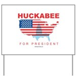 Mike Huckabee for President Yard Sign