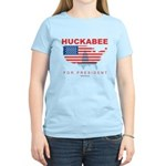 Mike Huckabee for President Women's Light T-Shirt