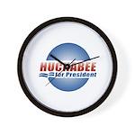 Huckabee for President Wall Clock
