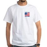Vote for Huckabee White T-Shirt
