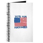 Vote for Huckabee Journal