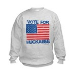 Vote for Huckabee Kids Sweatshirt