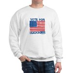 Vote for Huckabee Sweatshirt