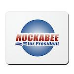 Huckabee for President Mousepad