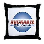 Huckabee for President Throw Pillow