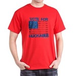 Vote for Huckabee Dark T-Shirt