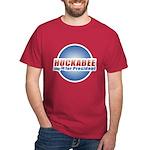 Huckabee for President Dark T-Shirt