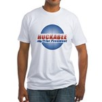 Huckabee for President Fitted T-Shirt