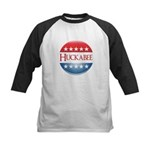 Huckabee Button Kids Baseball Jersey
