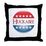 Huckabee Button Throw Pillow