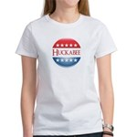 Huckabee Button Women's T-Shirt