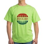 Huckabee Button Green T-Shirt