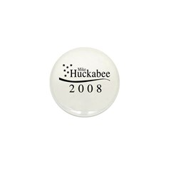 Mike Huckabee 2008 Mini Button (10 pack)