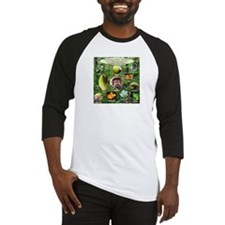 Edible Wild Plants Baseball Jersey