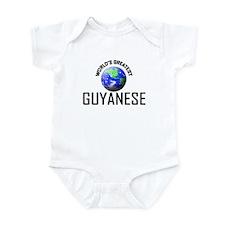 World's Greatest GUYANESE Infant Bodysuit