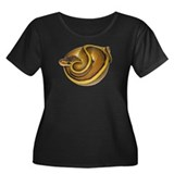 Ball Python Women's Plus Size Scoop