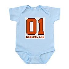 General Lee Infant Creeper