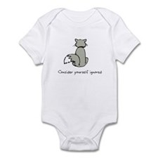 Ignored by Cat Infant Bodysuit