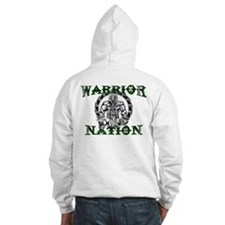 "UH Warriors - ""Warrior Nation"" Hoodie Sweatshirt"