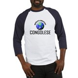 World's Greatest CONGOLESE Baseball Jersey