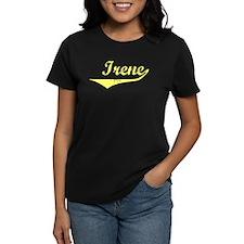 Irene Vintage (Gold) Tee