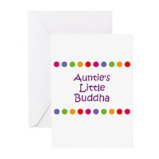Auntie's Little Buddha Greeting Cards (Pk of 10)