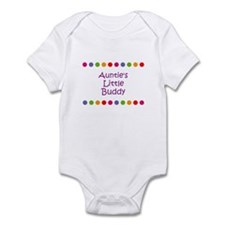 Auntie's Little Buddy Infant Bodysuit
