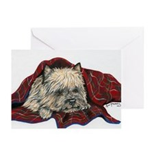Cairn Terrier Greeting Cards (Pk of 10)