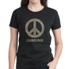 Vintage Imagine Peace Tee
