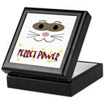 Ferret Power Keepsake Box